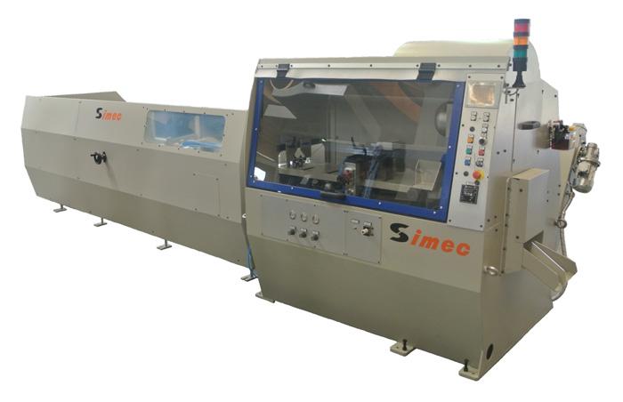 意大利Simec动态定尺恒重量金属圆锯机
