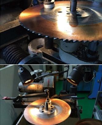 进口涂层高速钢锯片
