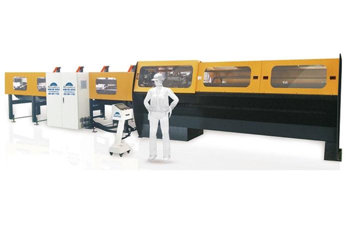 金凯达 X7 系列高速切管设备